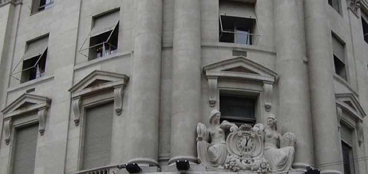 Fachada Banco de España