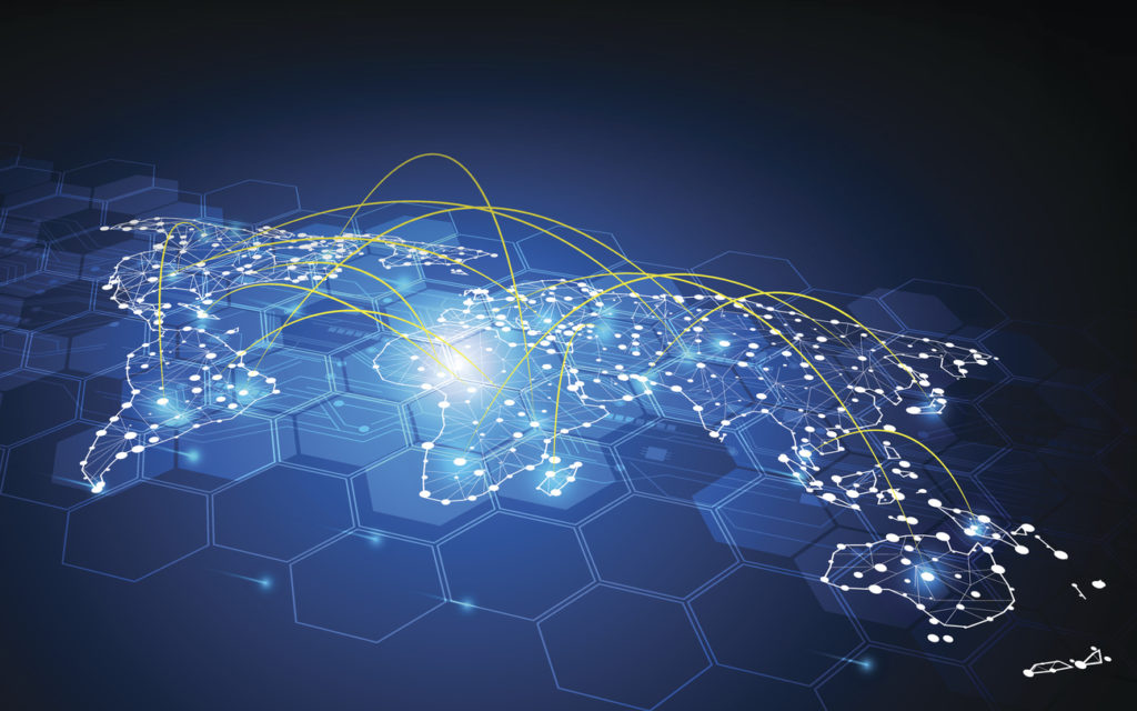 paises red tecnologia comunicaciones internet recurso bbva
