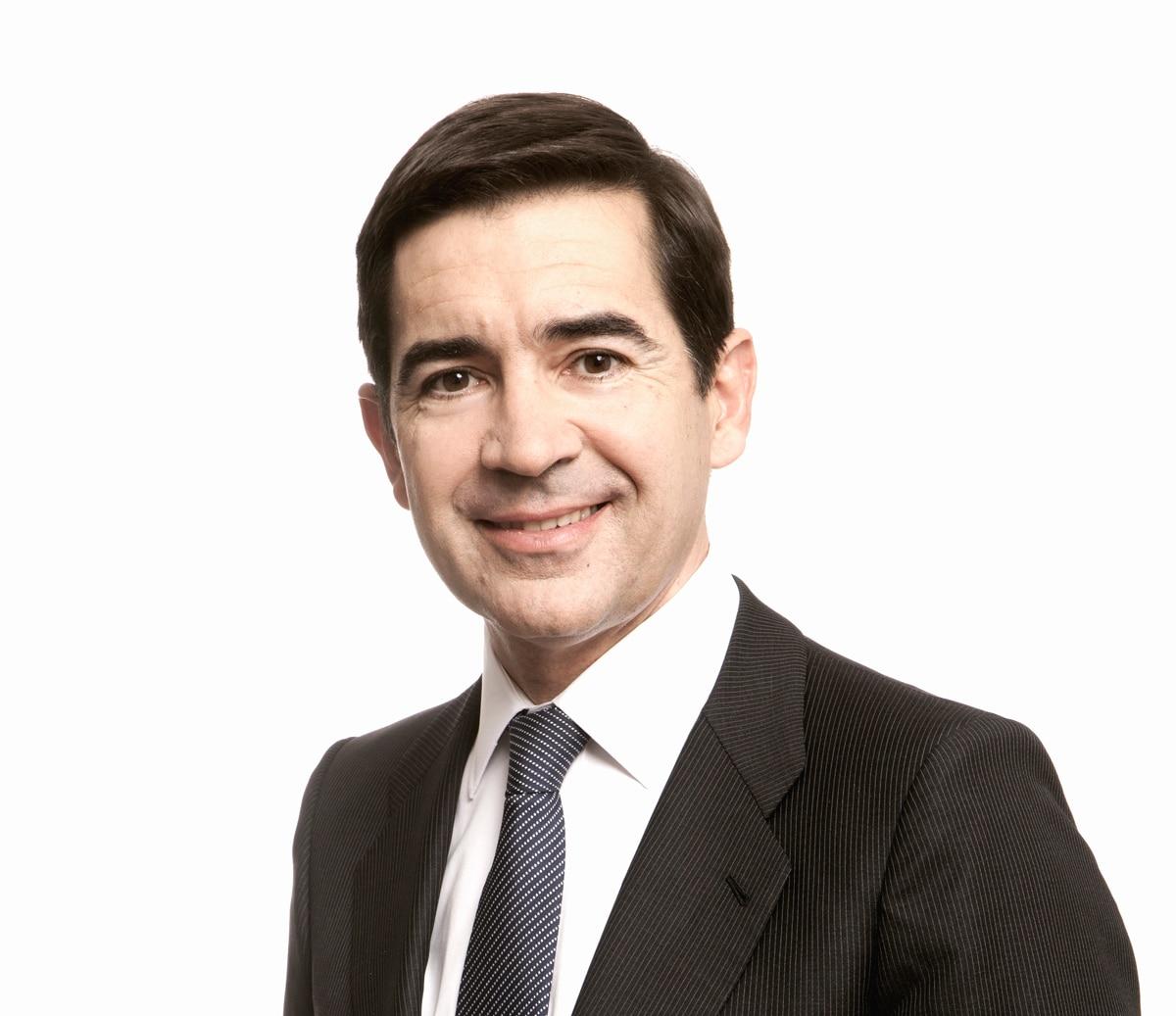 Carlos Torres Vila, CEO y consejero delegado de BBVA