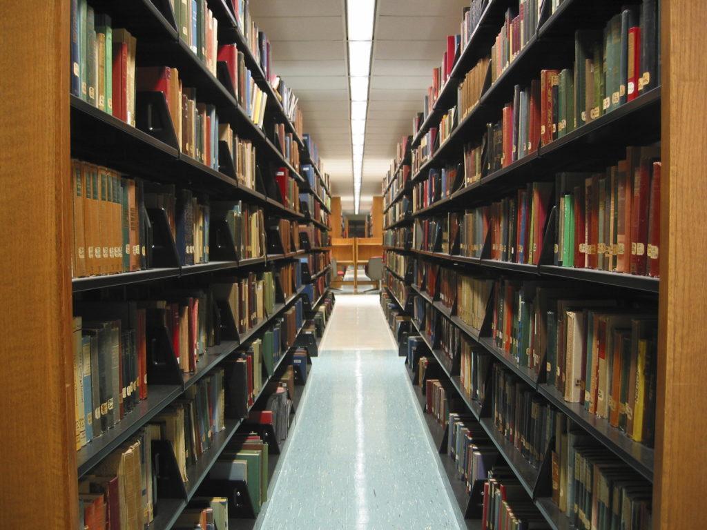 biblioteca libros biografia recurso