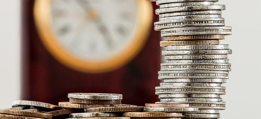 monedas plata reloj RECURSO