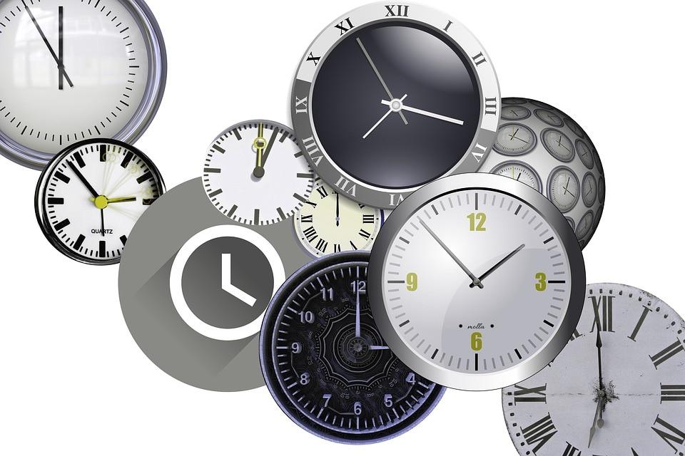 tiempo reloj agenda recurso