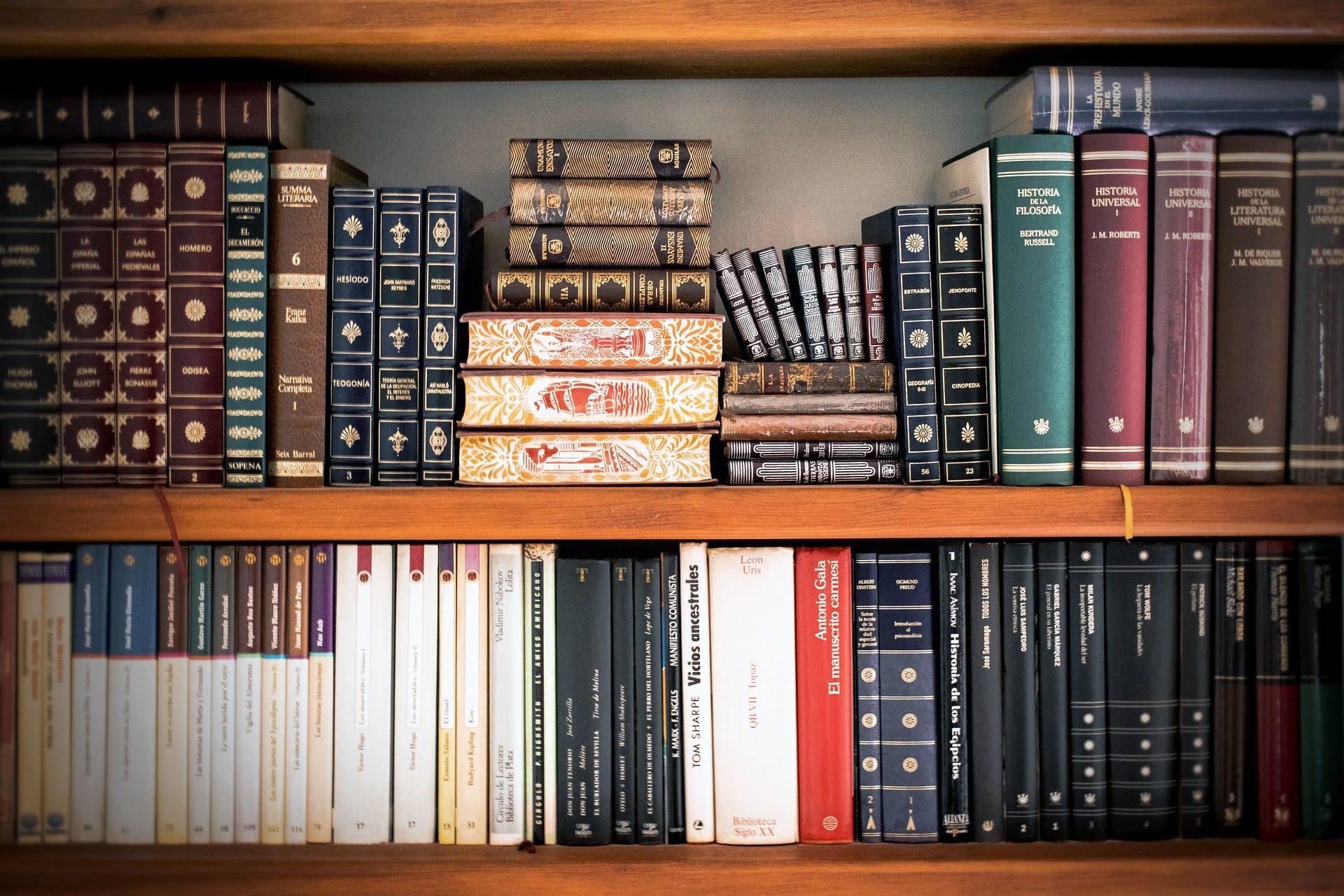 libros biblioteca librería recurso