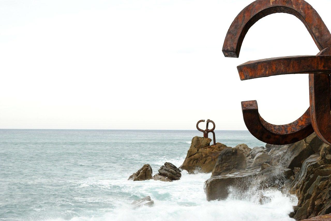 peine de los vientos san sebastián recurso turismo españa oteiza escultura