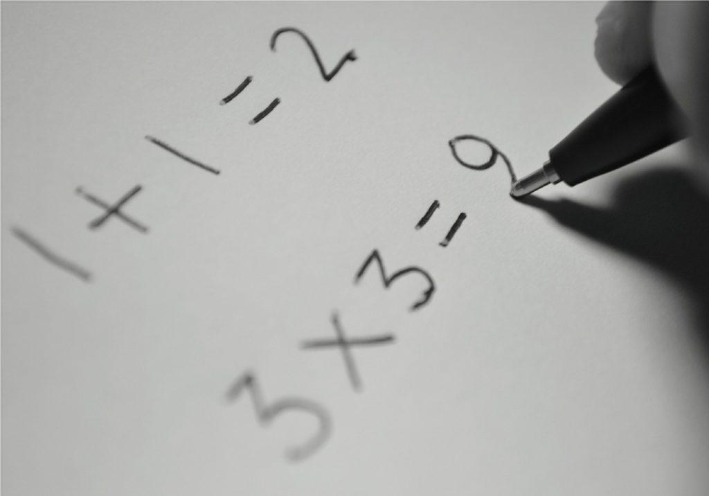 matematicas números gestión finanzas recurso