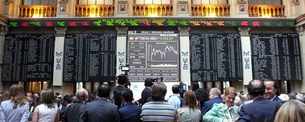 invertir bolsa acciones rentabilidad ibex mercado accionista recurso bbva