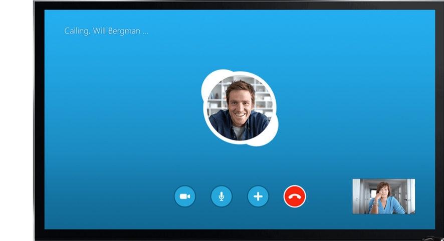 videollamadas skype tecnología recurso