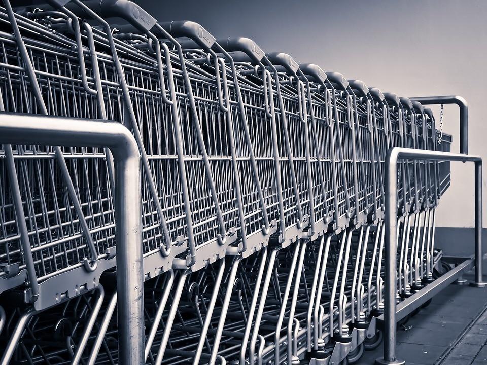 carrito compra supermercado RECURSO