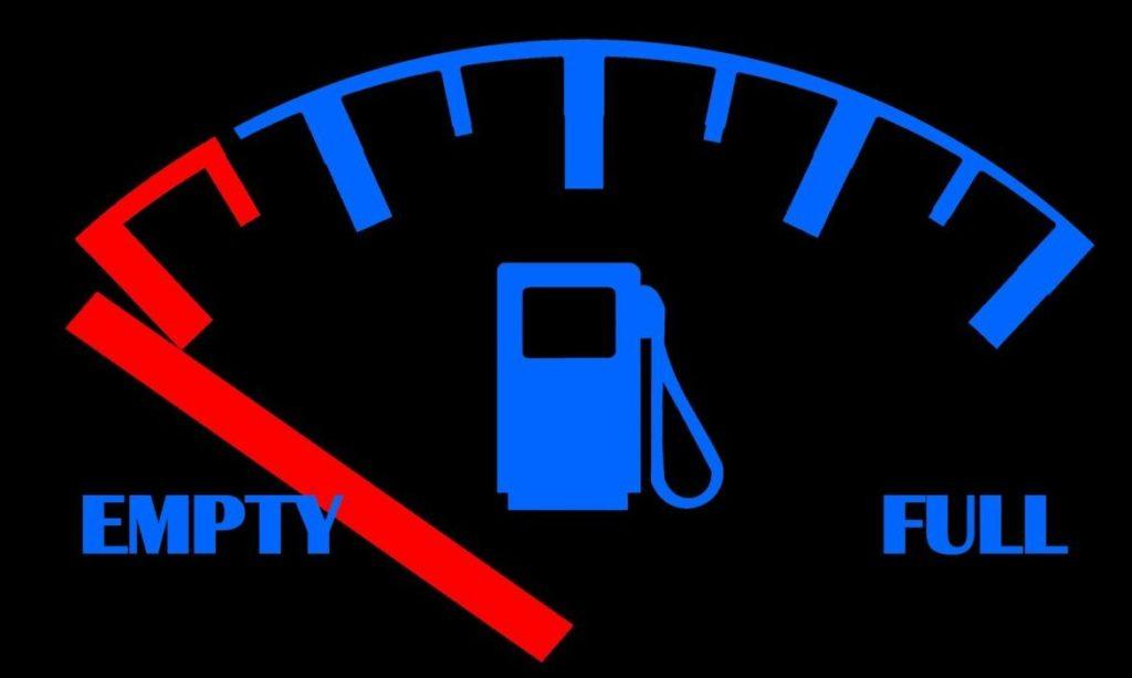 Gasolina coche automóvil RECURSO gastos