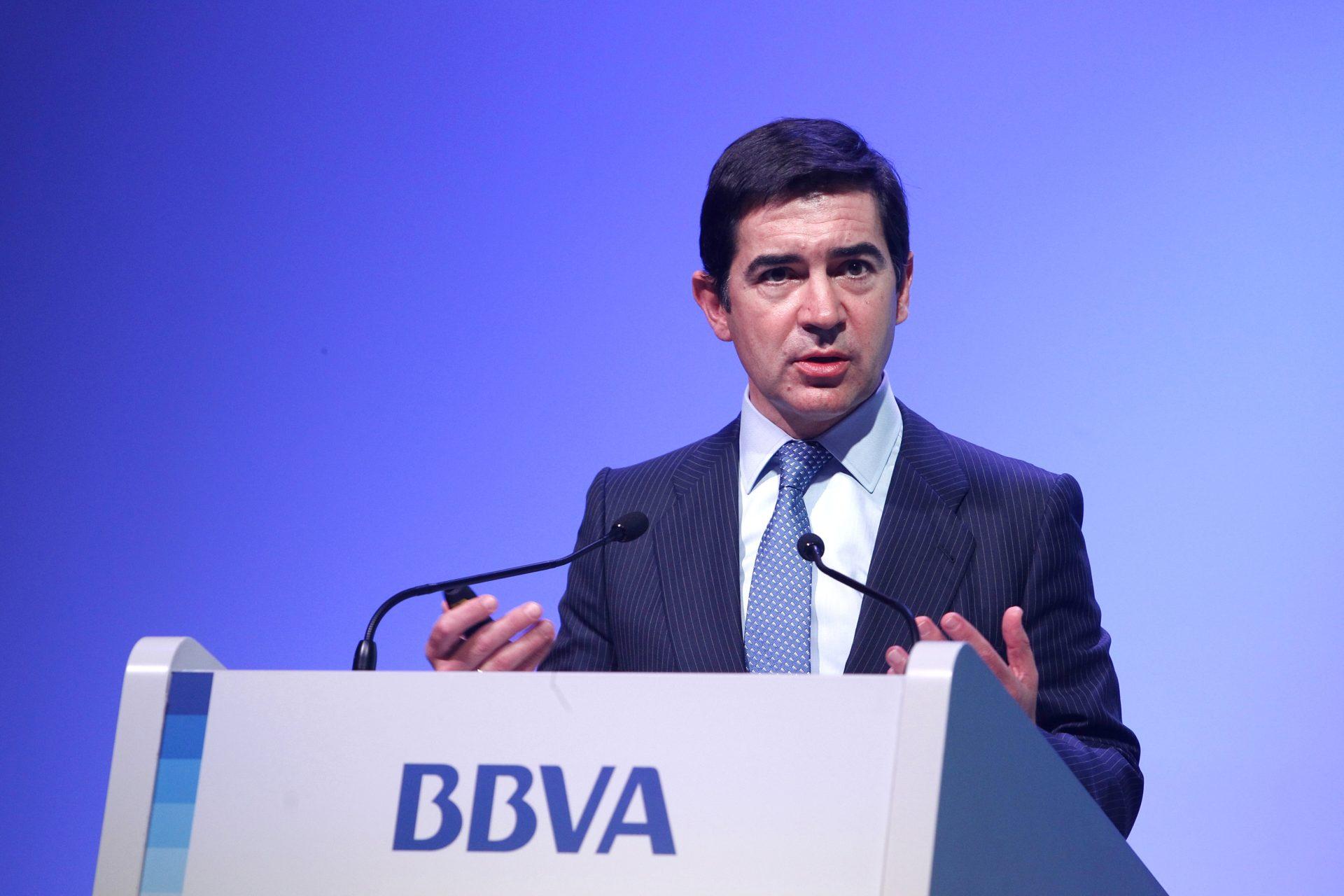 Fotografía de Carlos Torres Consejero Delegado de BBVA Resultados