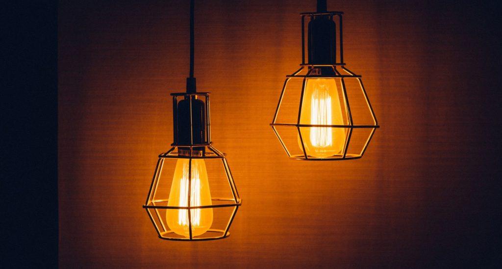 luces lámparas recurso