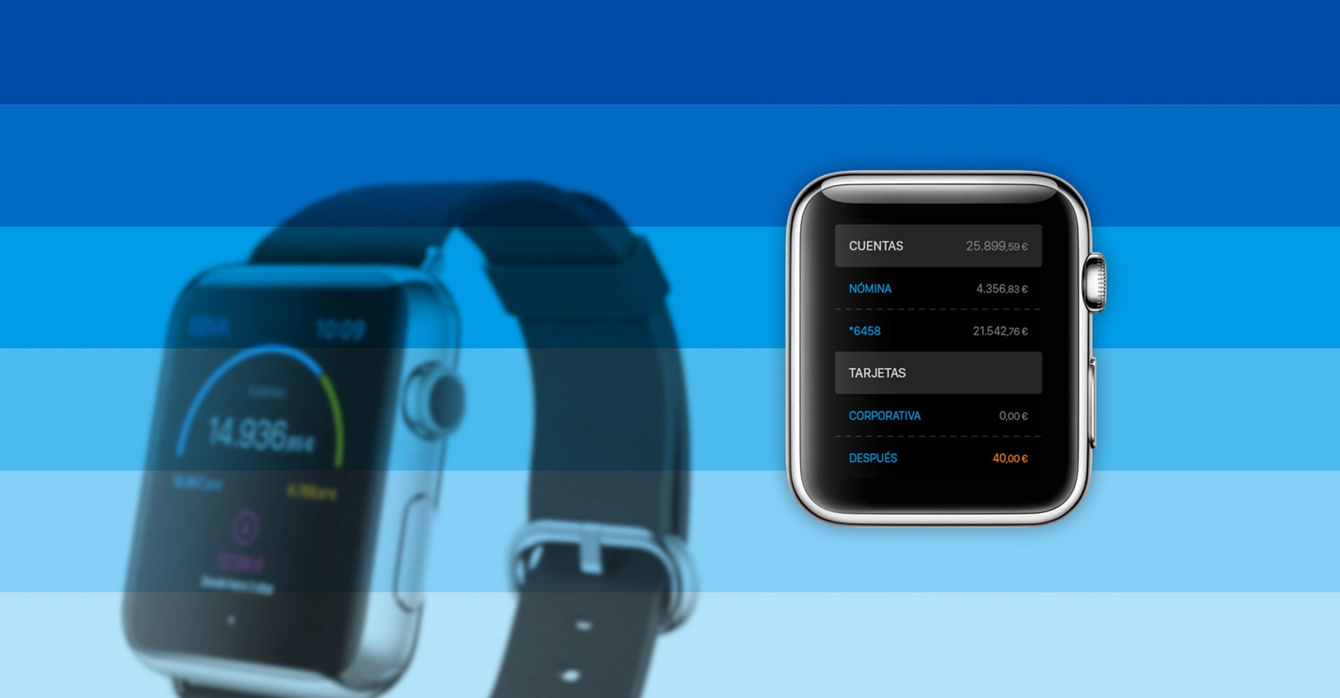 Apple Watch BBVA