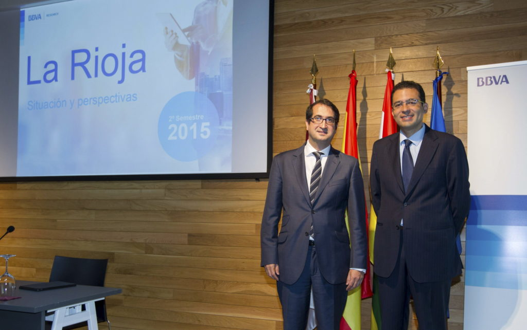 Situacion La Rioja BBVA Research Logroño Cardoso y Belausteguigoitia