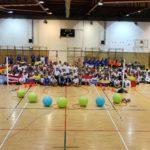 Fotografía actividades con trainers paralímpicos en Ruta BBVA