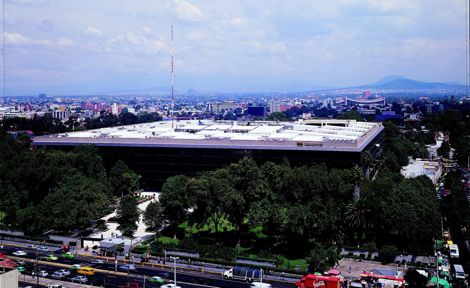 Oficina BBVA Bancomer México
