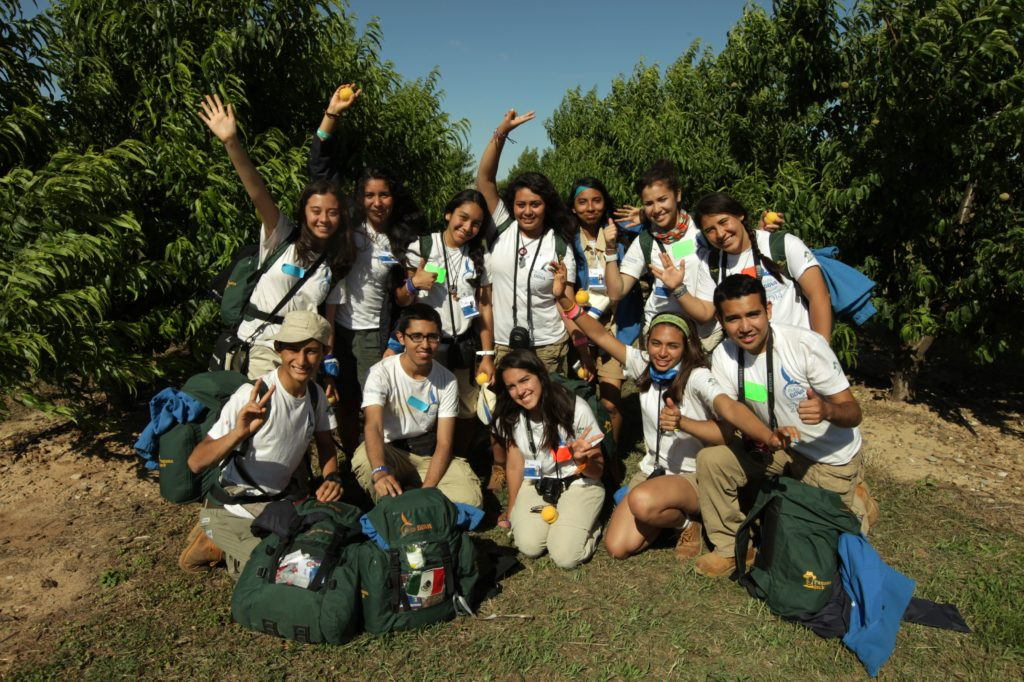 Expedicionarios de Ruta BBVA 2014