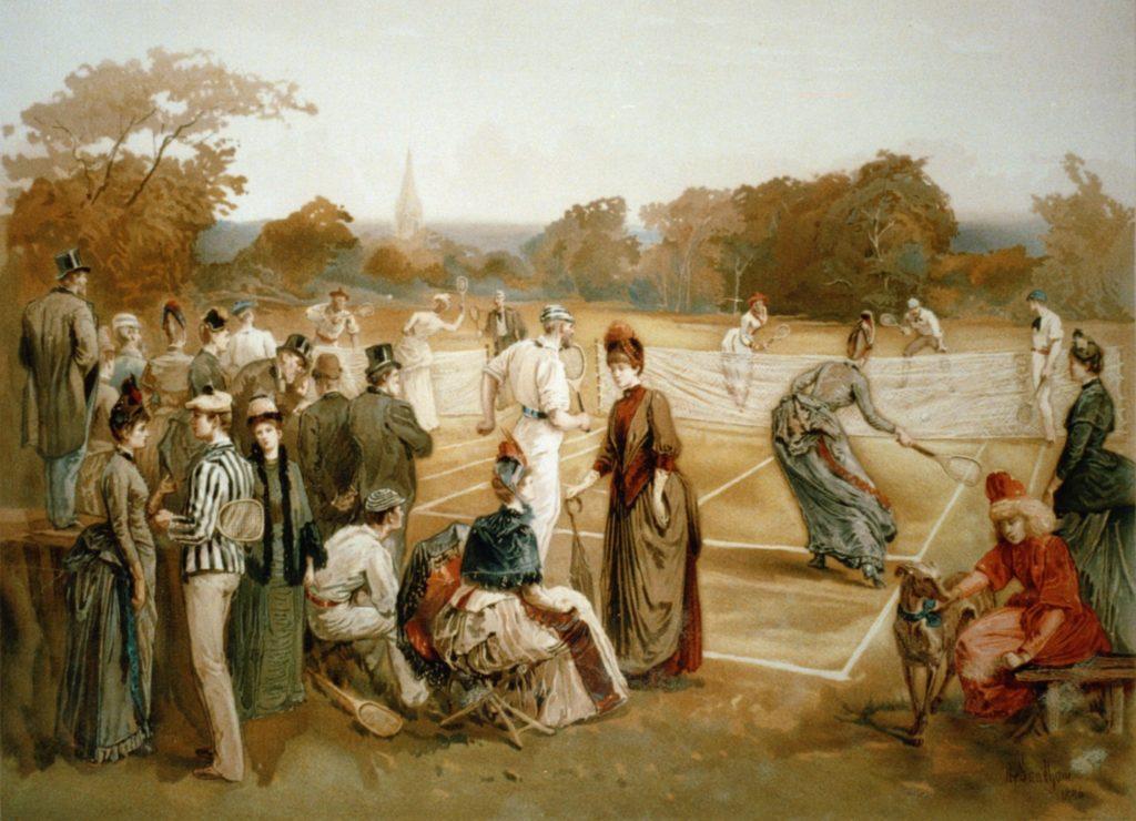 Imagen de 1887 jugadores de tenis