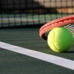 Imagen de recurso de una raqueta de tenis