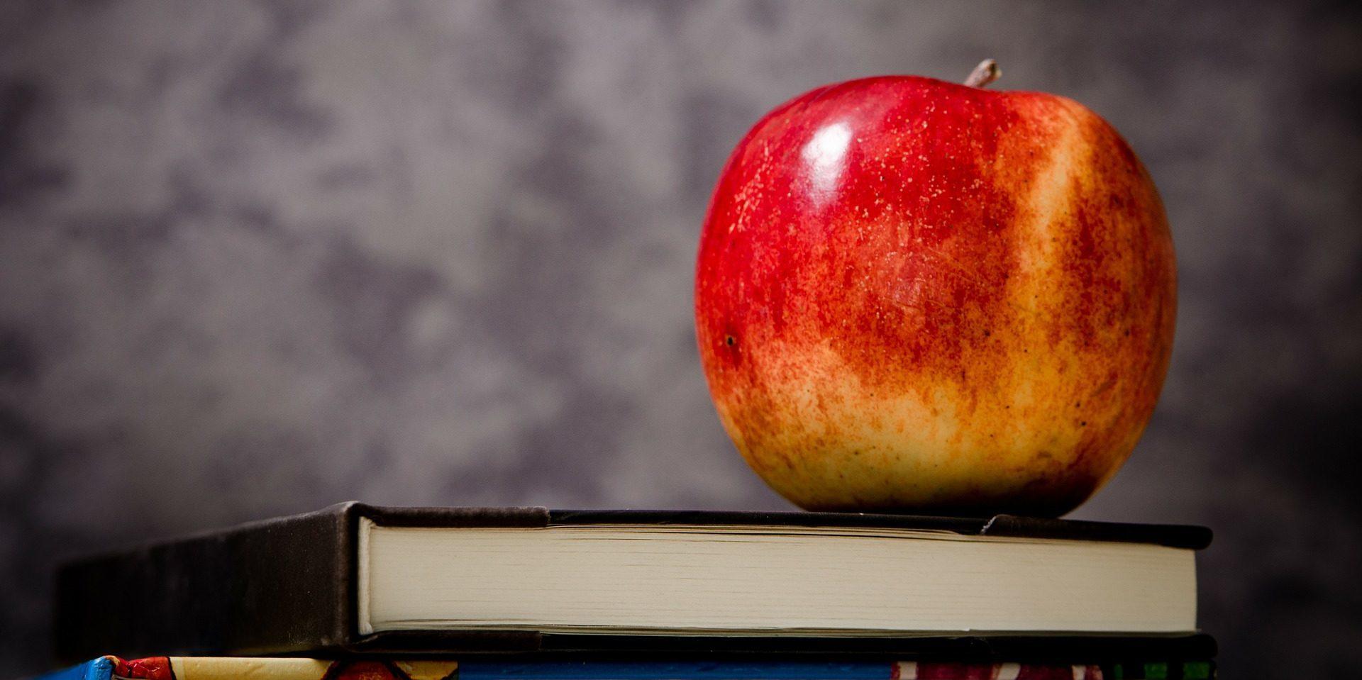 manzana libro recurso