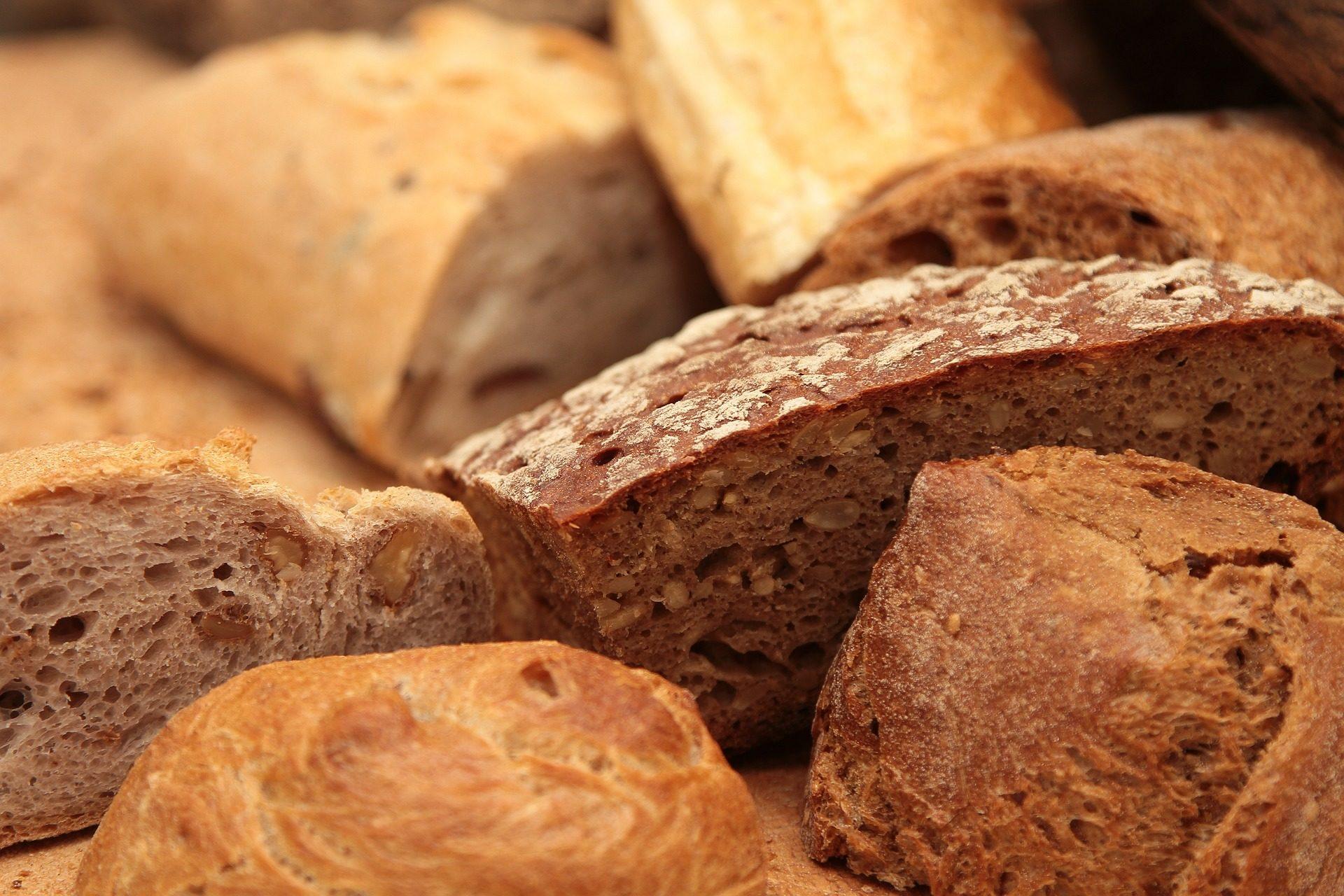 pan comida recurso