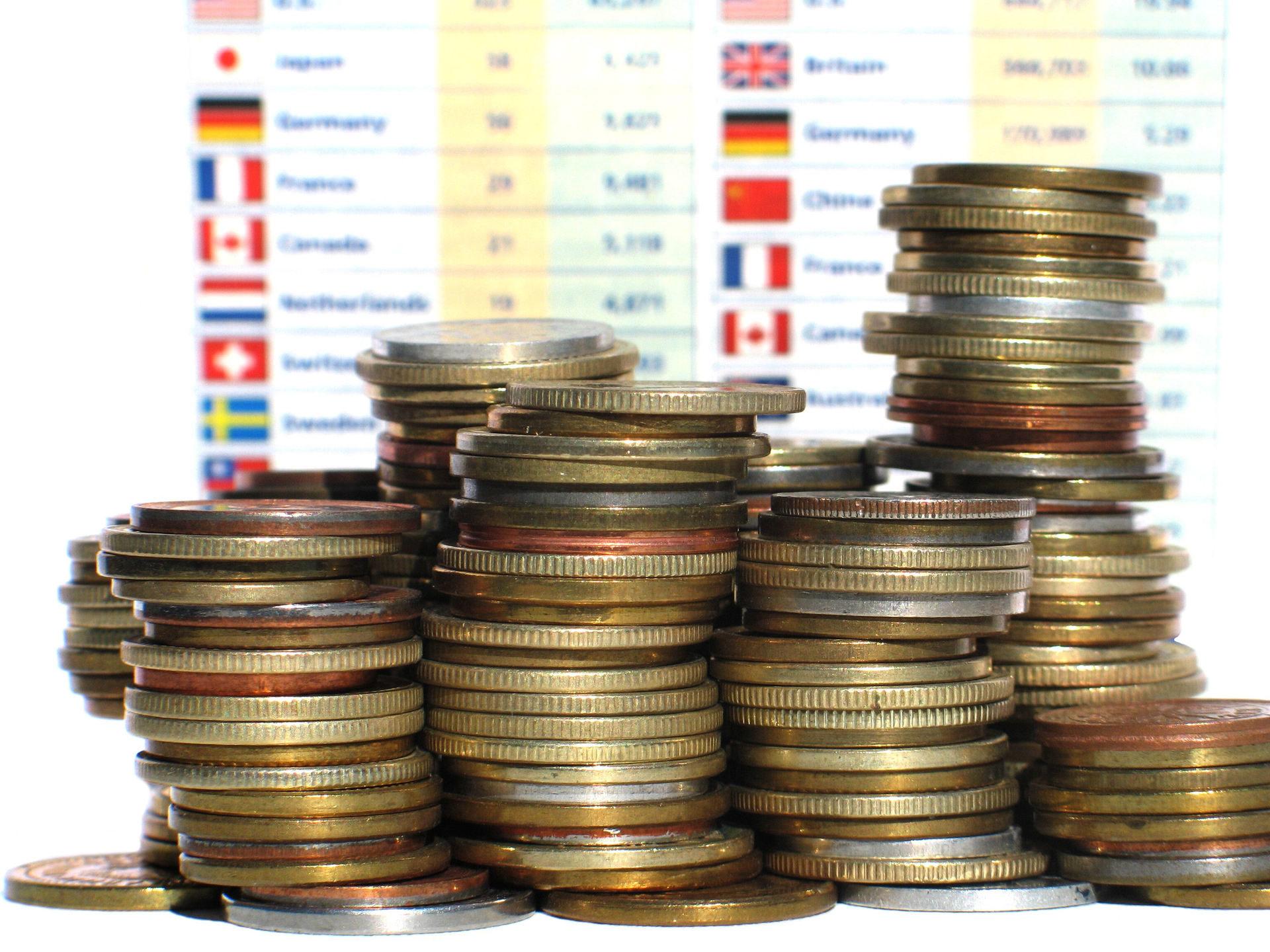 economy mercados inversiones monedas dinero recurso