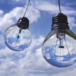 bombilla cielo luz recurso