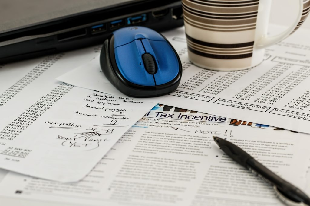 documentos papeles recurso