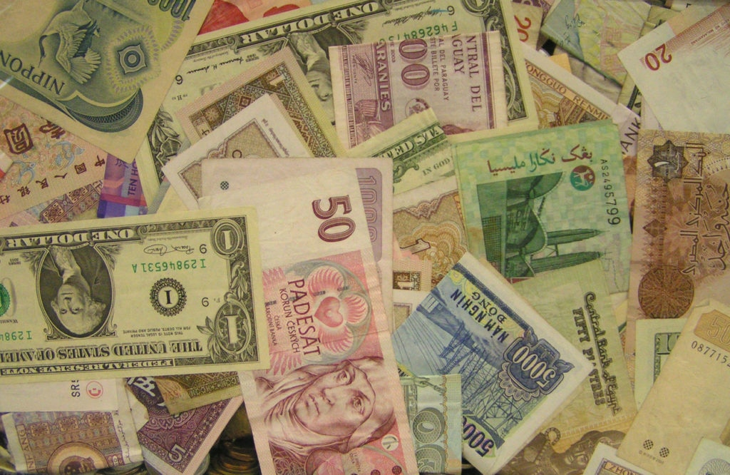 Mercado divisas recurso