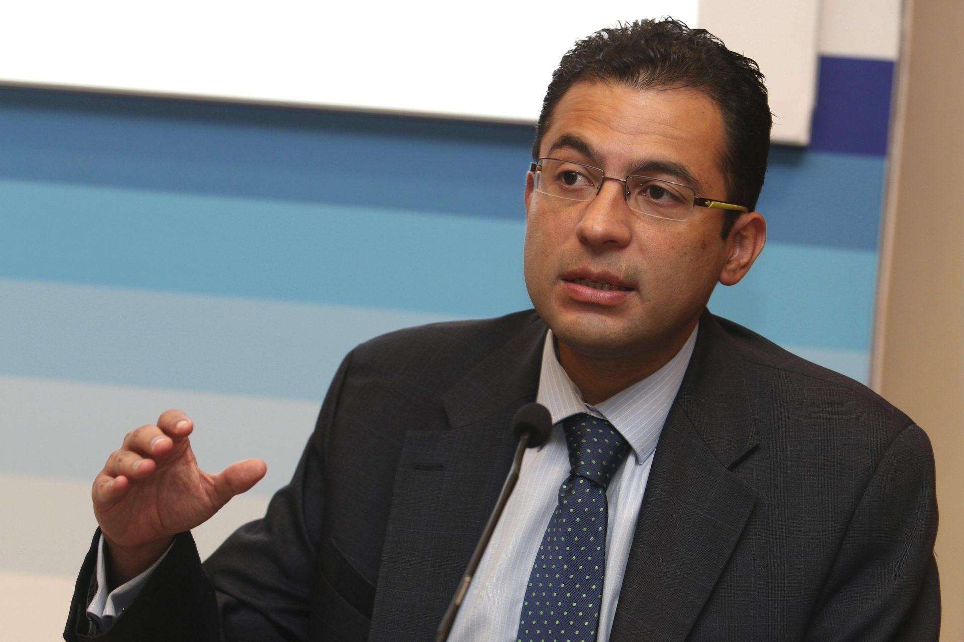 Fotografía de Miguel Cardos, economista jefe BBVA Research