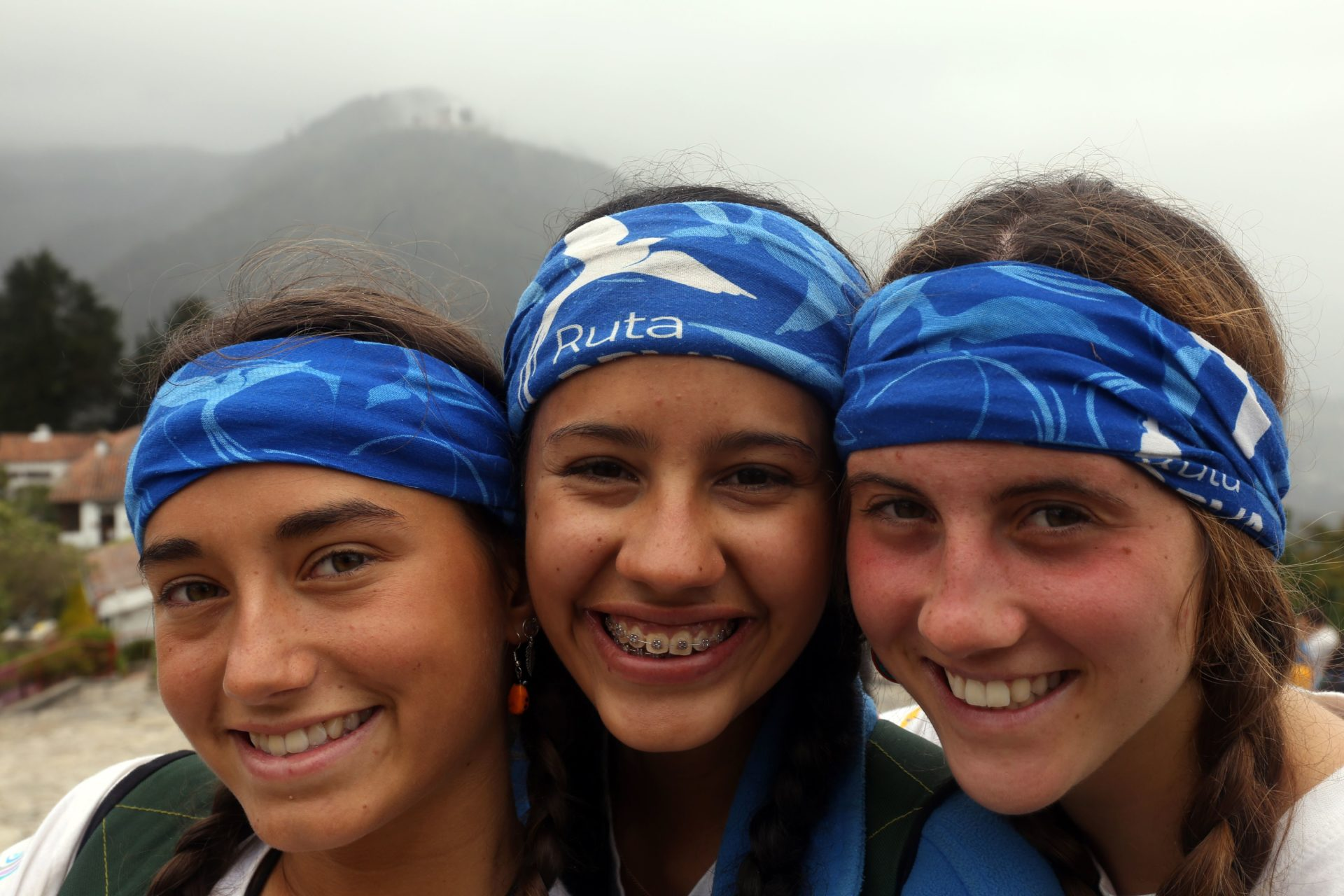 Expedicionarias de Ruta BBVA 2015