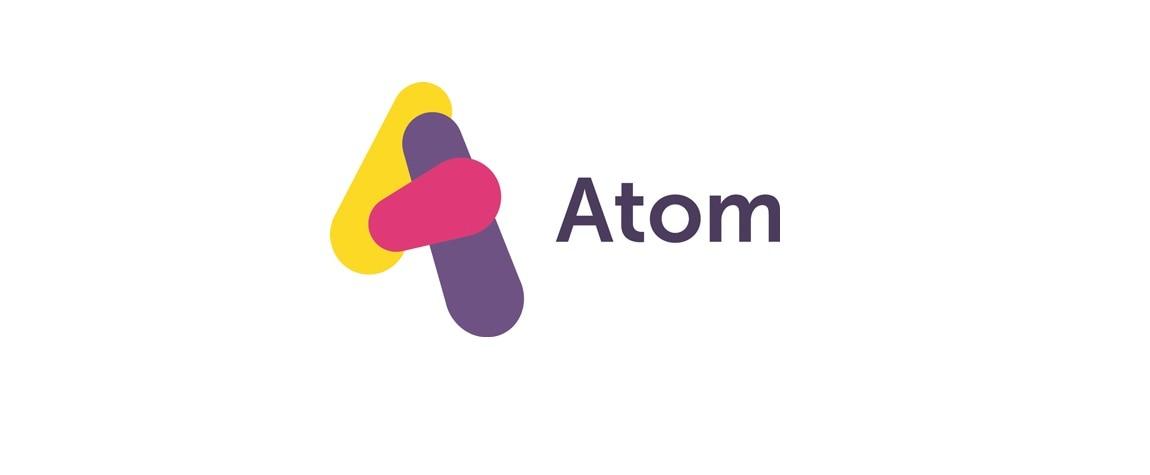 Logo de Atom