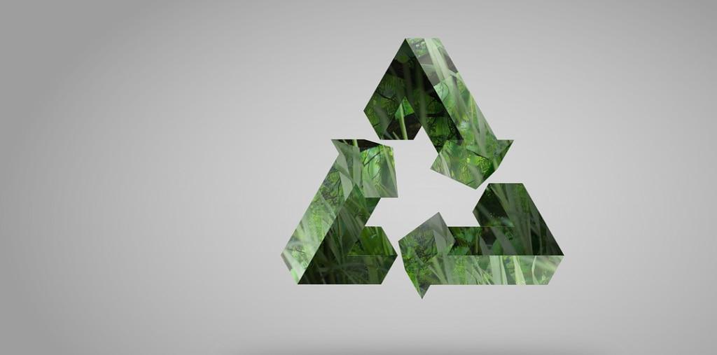 reciclar ecología recurso