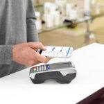 Fotografía pago móvil BBVA Wallet