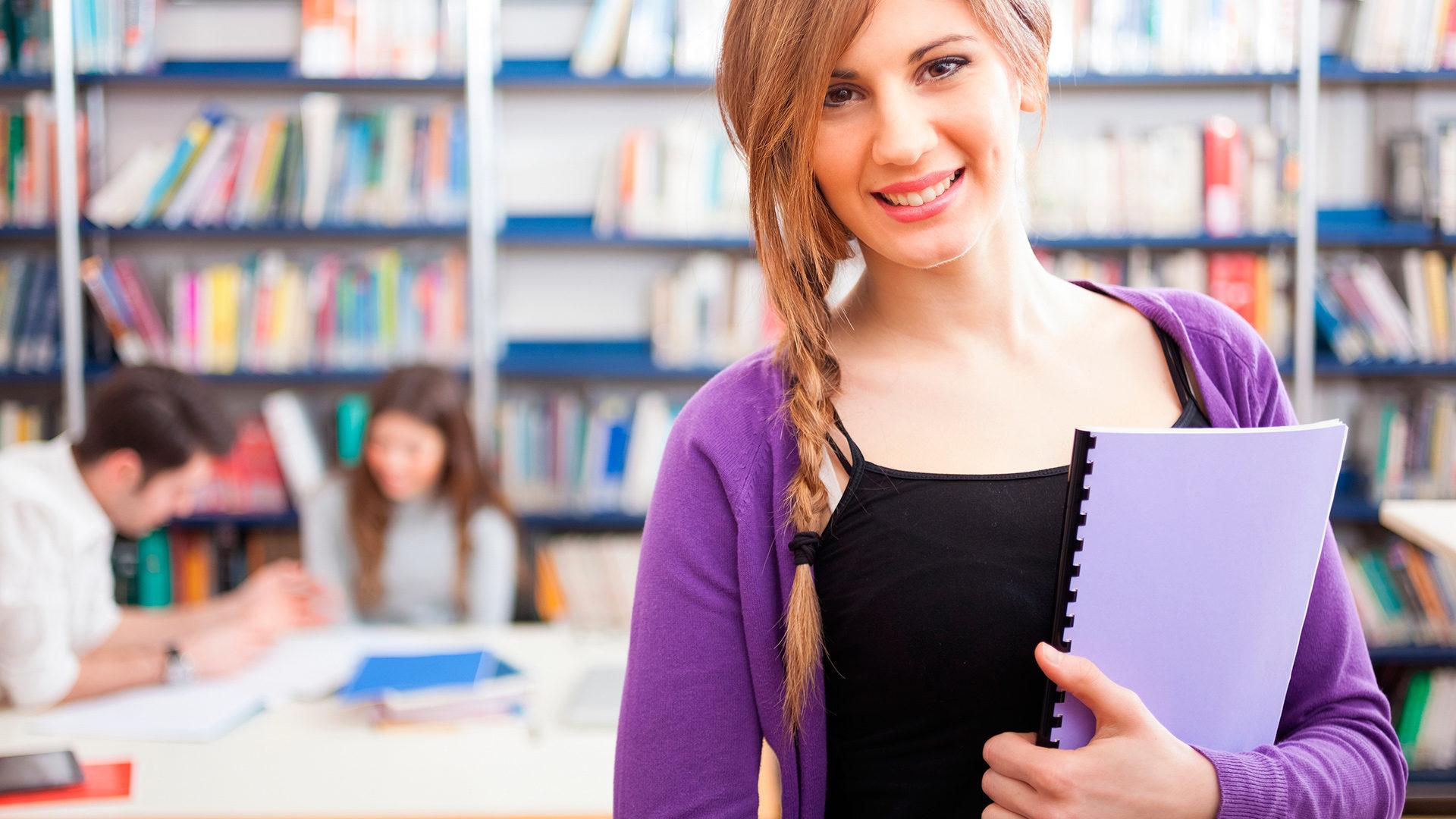 Recurso vida y cultura estudiante joven