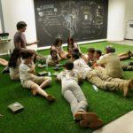 Fotografía de talleres de emprendimiento social de Ruta BBVA
