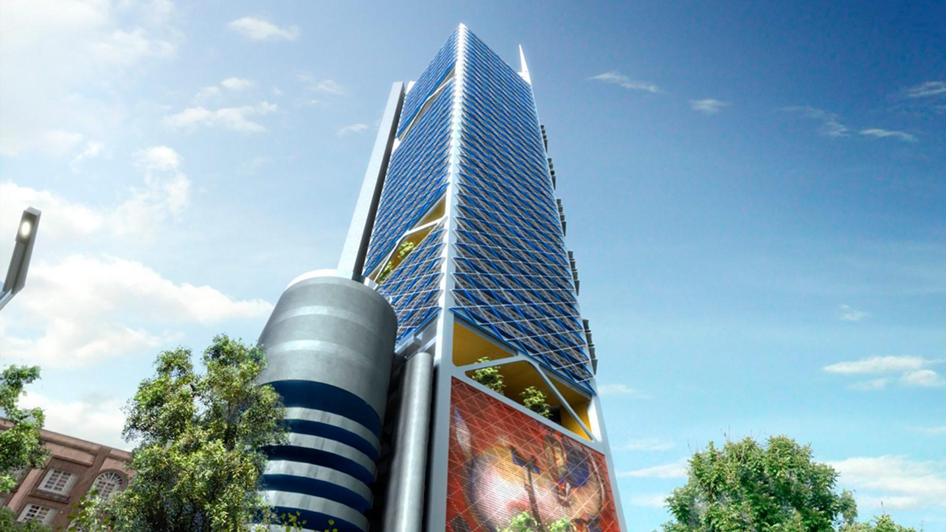 Recurso BBVA México Torre Bancomer
