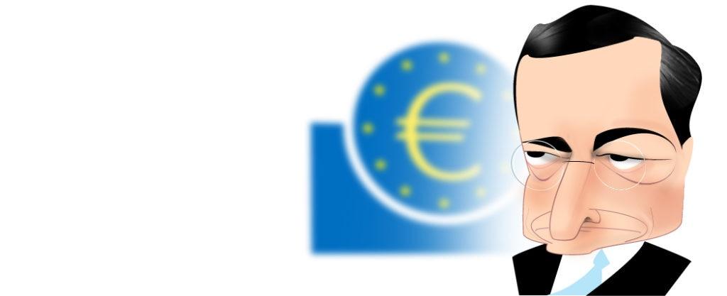 Mario Draghi presidente del Banco Central Europeo