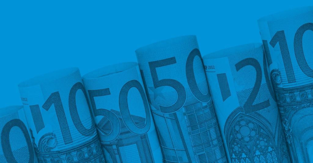 Recursos monedas azul BBVA