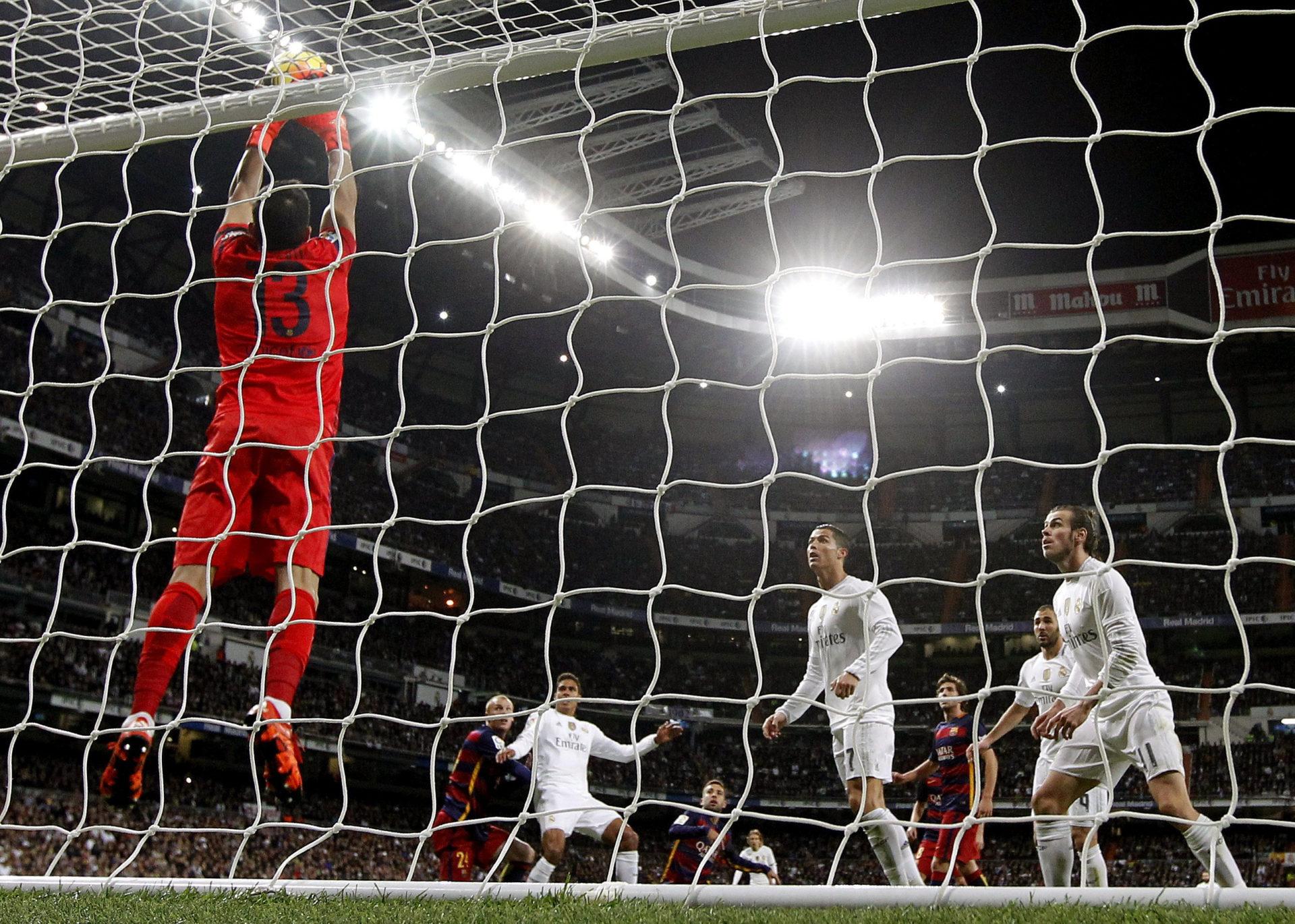 Real Madrid Vs FC Barcelona en Liga BBVA