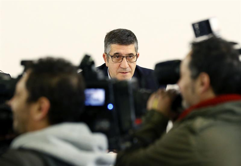 Patxi López presidirá el Congreso