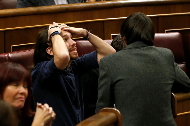 El Congreso de los Diputados queda constituido