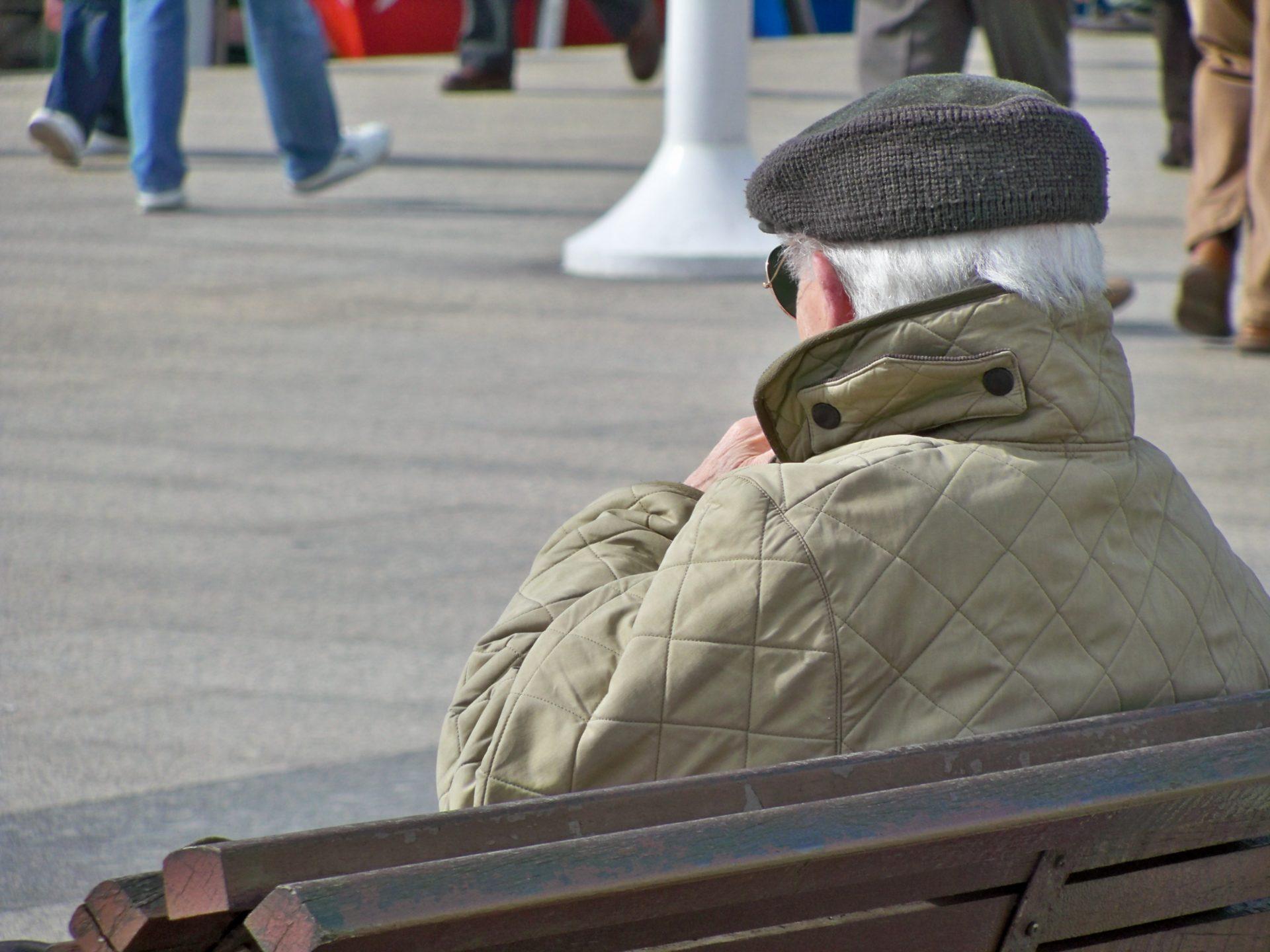 Fotografia de jubilación, pensiones, Seguridad Social, España, Baby boomers, RECURSO, anciano, tercera edad