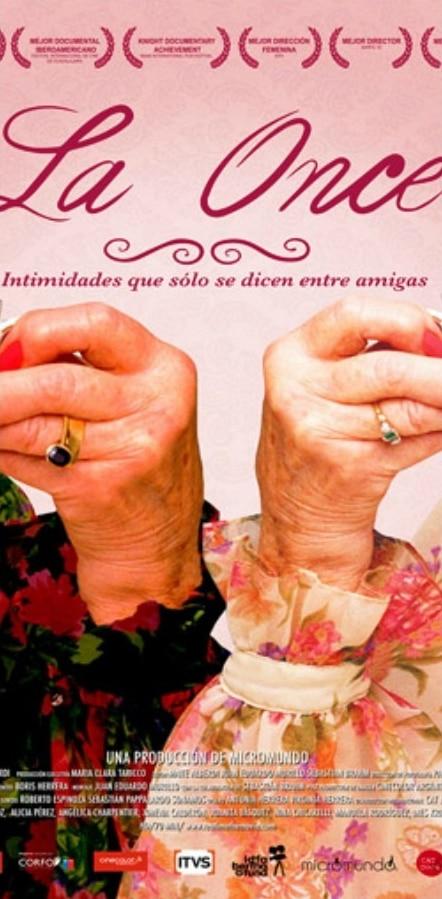 Fotografía de la película chilena 'La Once'. BBVA