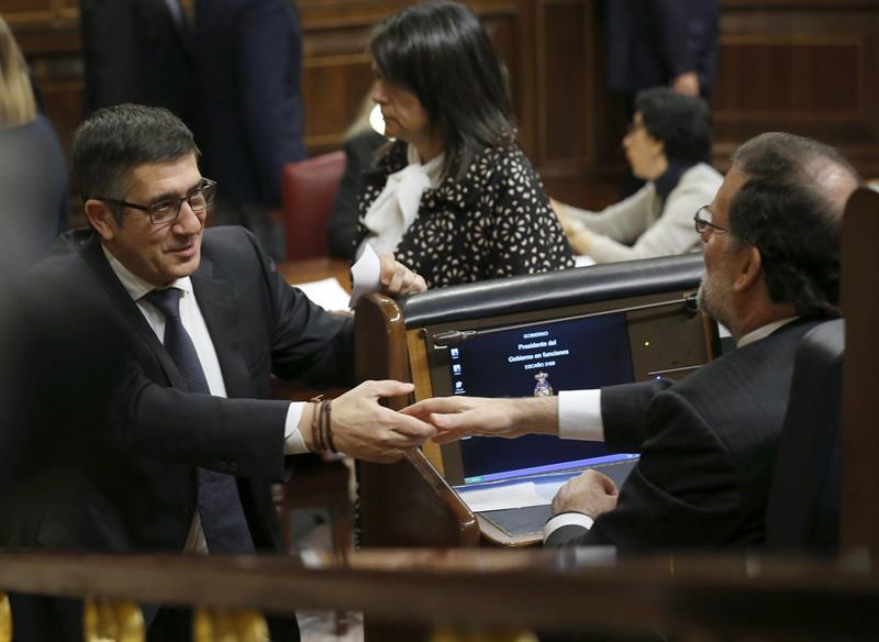 Patxi López, nuevo presidente de la cámara