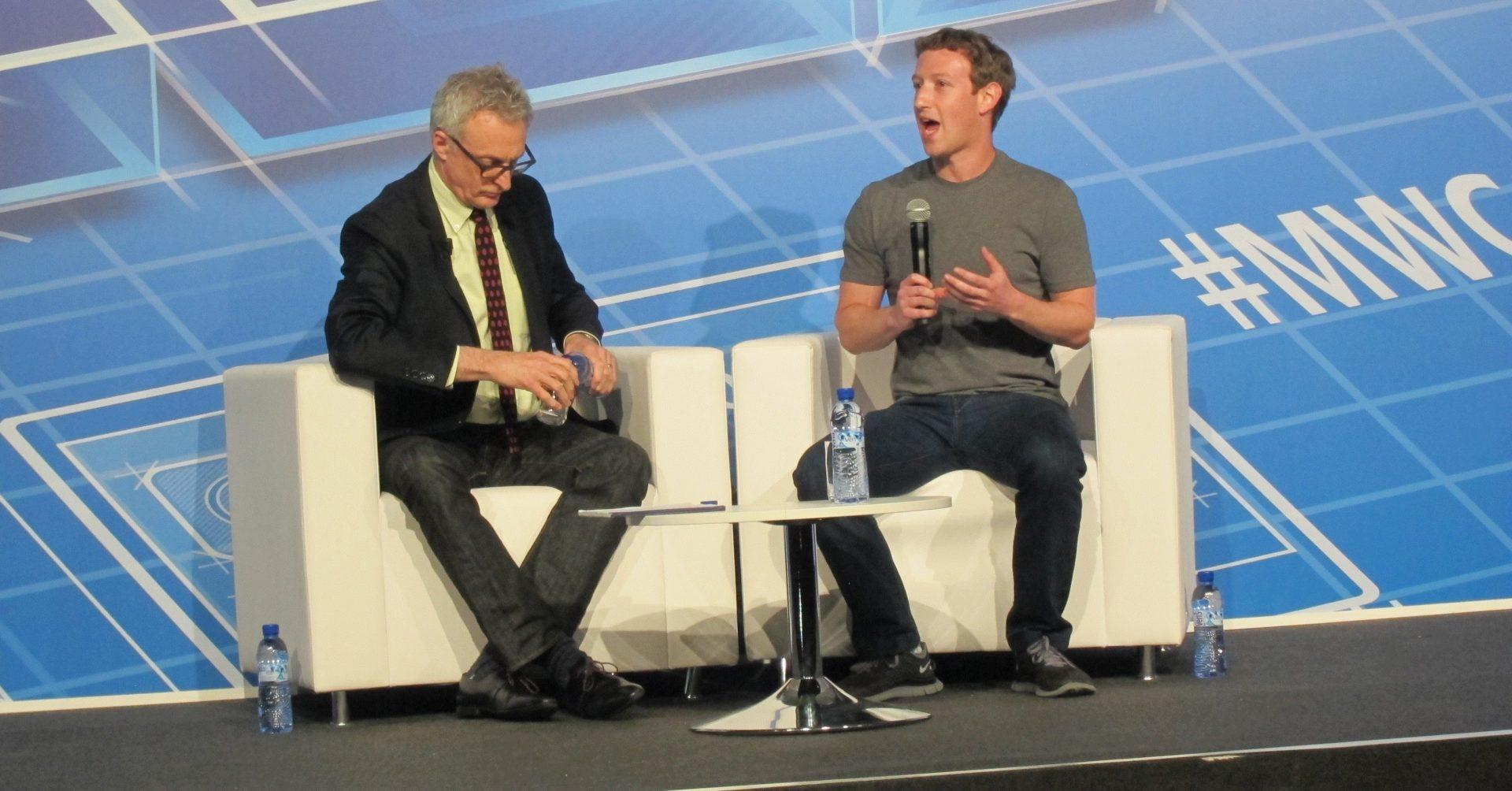 El creador de Facebook, Mark Zuckerberg será por tercer año consecutivo uno de los protagonistas del próximo Mobile World Congress
