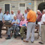Fotografía de jubilados, Instituto BBVA de Pensiones