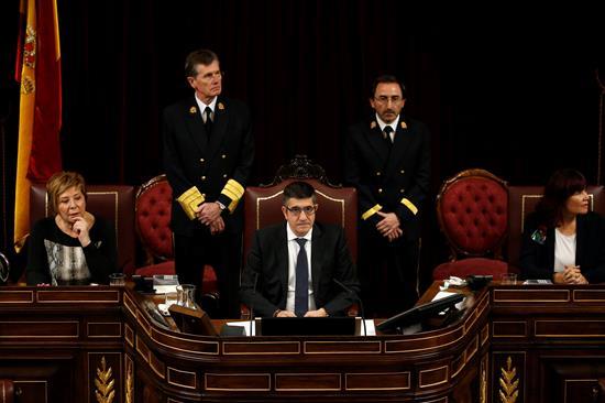 El Congreso de los Diputados estrena curso político