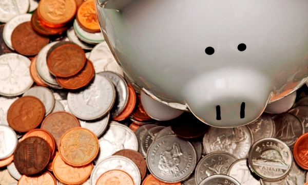 Imagen de Pensiones, hucha, dinero ahorro