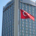 Fotografía de bandera de Turquía. BBVA