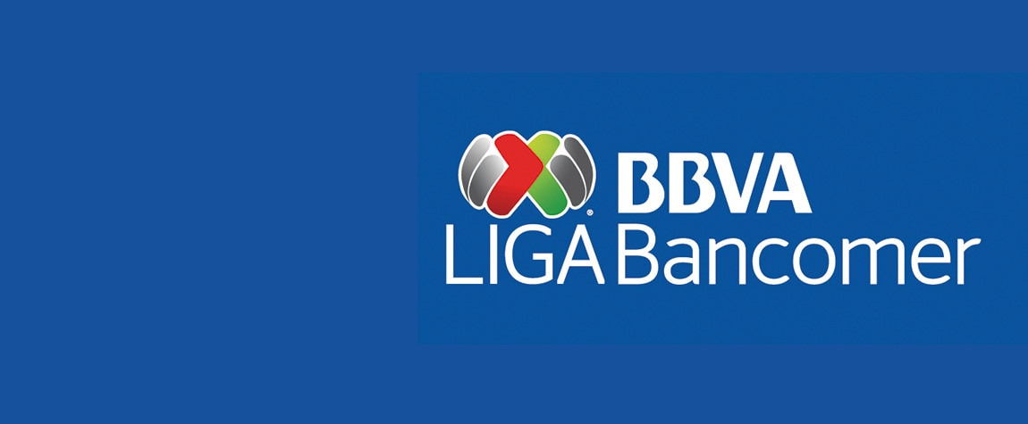 Logo de Liga BBVA Bancomer